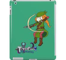 Towerfall Ascension - Vigilante Thief iPad Case/Skin