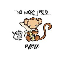 No More Animal Testing by reloveplanet