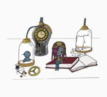 Clockwork Doll Kids Clothes