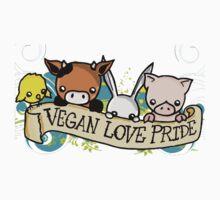 Vegan Love Pride by reloveplanet