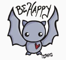 Be Happy Batty by reloveplanet