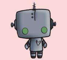 Adorable Robot Kids Clothes