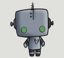 Adorable Robot by reloveplanet