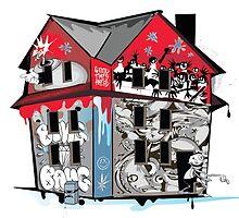 GTA Hard House by luigi2be