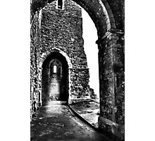 Inside The Tower Photographic Print