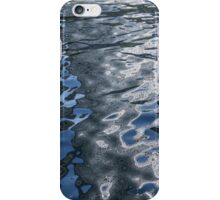 Dreaming of Silk Dresses - Mesmerizing Liquid Curls, Twists and Zigzags iPhone Case/Skin