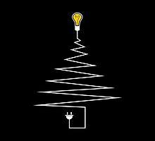 Electric Christmas tree by Aleksander1