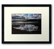 Lake Macquarie, Warners Bay, NSW Framed Print