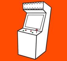 Arcade Machine by bradlo