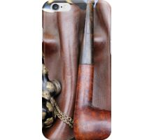 old pipe iPhone Case/Skin