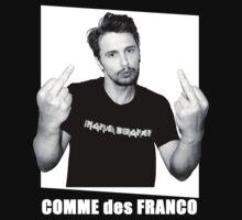 COMME des FRANCO by Yohanna K