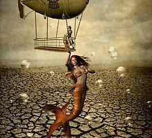 Waterless Starving by Andrea Ida Rausch