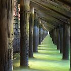 Under the Wharf by Ben Loveday