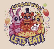 Lets eat at Freddy's! by Gheistly