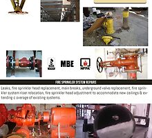 Fire Protection Contractor Los Angeles by isfirepro