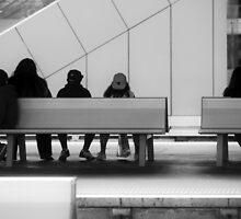 waiting, waiting, waiting, waiting, waiting by Georgie Hart