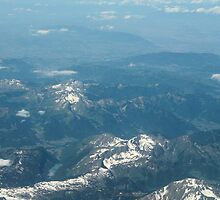 aerial view by spetenfia