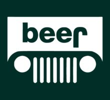 Beer Jeep by TheShirtYurt