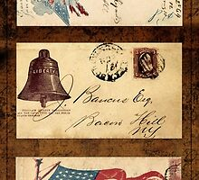 Civil War Letters 3 by AndrewFare