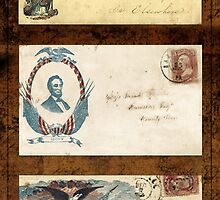 Civil War Letters 2 by AndrewFare