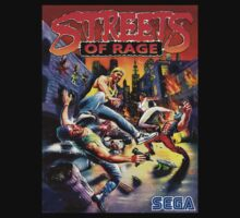 Streets of rage by gmanquik