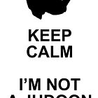 Keep calm I'm not a Judoon by DrFrankenbaum