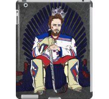 NY Rangers iPad Case/Skin