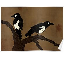 One For Sorrow, Two For Joy... Poster