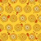 Sunflowers by TsipiLevin