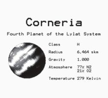 Corneria by ToatsMagoats