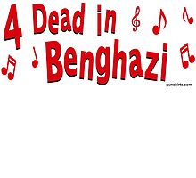 Four Dead in Benghazi - spoof on four dead in Ohio by Yotees