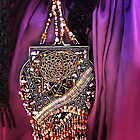 Beaded Victorian Purse by Susan Savad