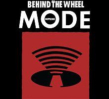 Depeche Mode : Behind The Wheel 2 by Luc Lambert