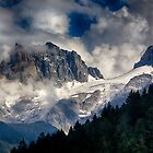 Near Grindelwald by Charles Kosina
