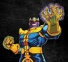 Thanos by Jkotlan