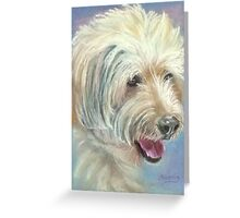 """"""" Molly Brown"""" Greeting Card"""