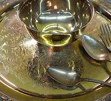 Old Silver by WildestArt