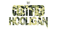 Certified Hooligan(TCH CLOTHING) Photographic Print