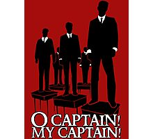 O Captain! My Captain! Photographic Print