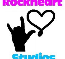 Rock Heart Studios  by candygal32