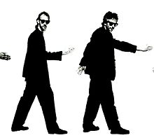 Genesis I can't dance by MelStardust