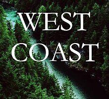 West Coast by AnnikaPeterson