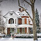 Victorian on 4th Street by Nadya Johnson