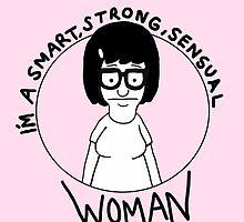 I'm A Smart, Strong, Sensual Woman - Tina by Crystal Friedman
