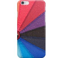 Rainbow Rain iPhone Case/Skin