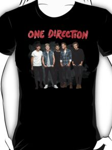 ONE DIRECTION WATERCOLOR T-Shirt