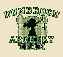 DunBroch Archery Team by Ellador