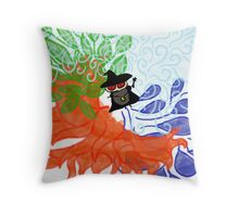 Element Mage Throw Pillow