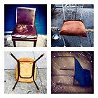 Four Chairs by Barbara Wyeth