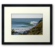 One Lucky Guy Framed Print